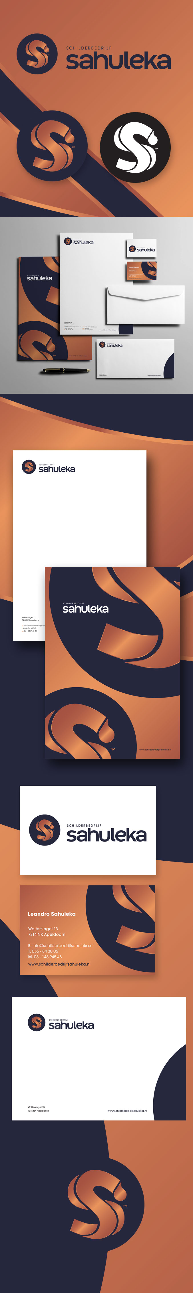 Sahuleka Schildersbedrijf